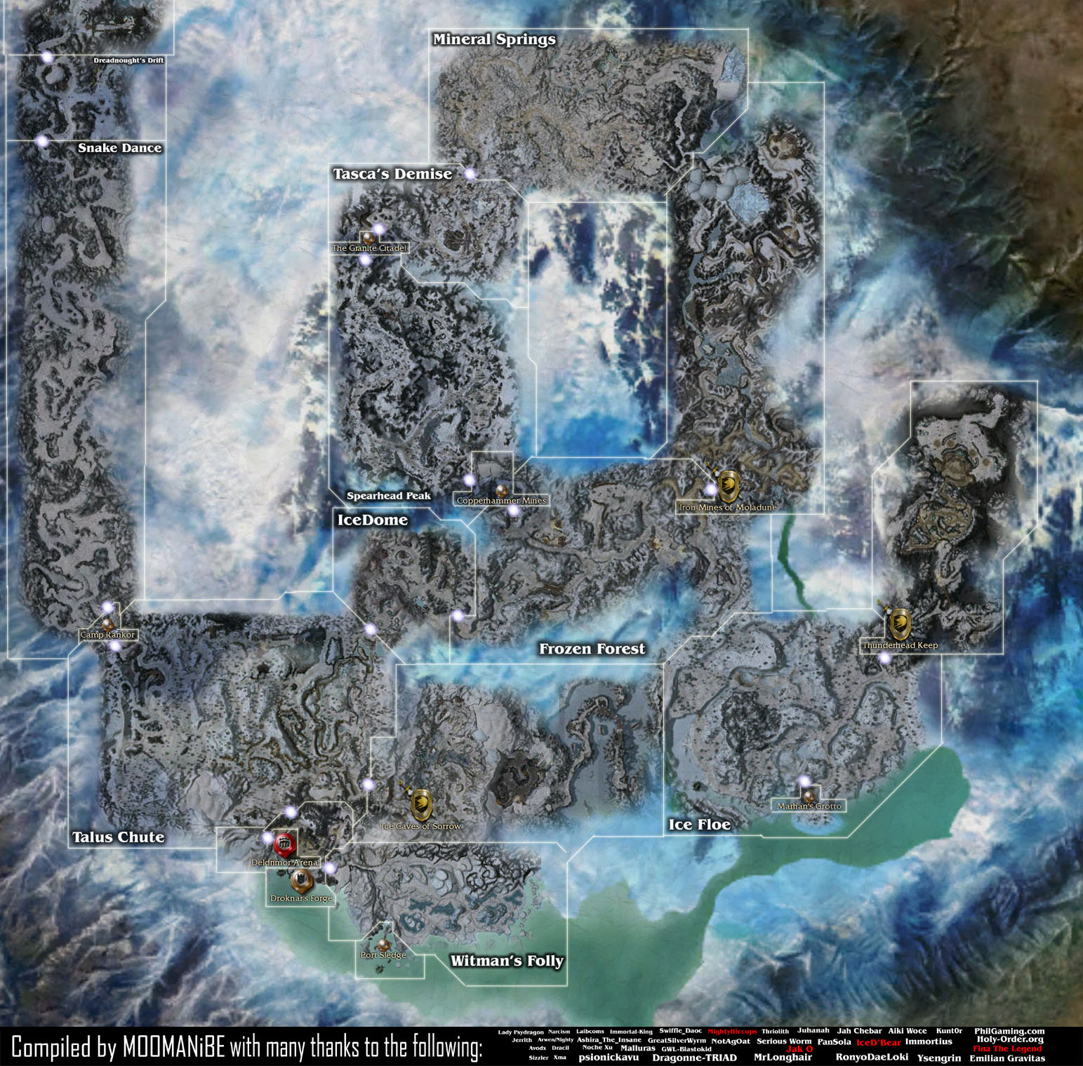 ring of fire guild wars